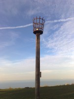 Fort Hill Fire Beacon