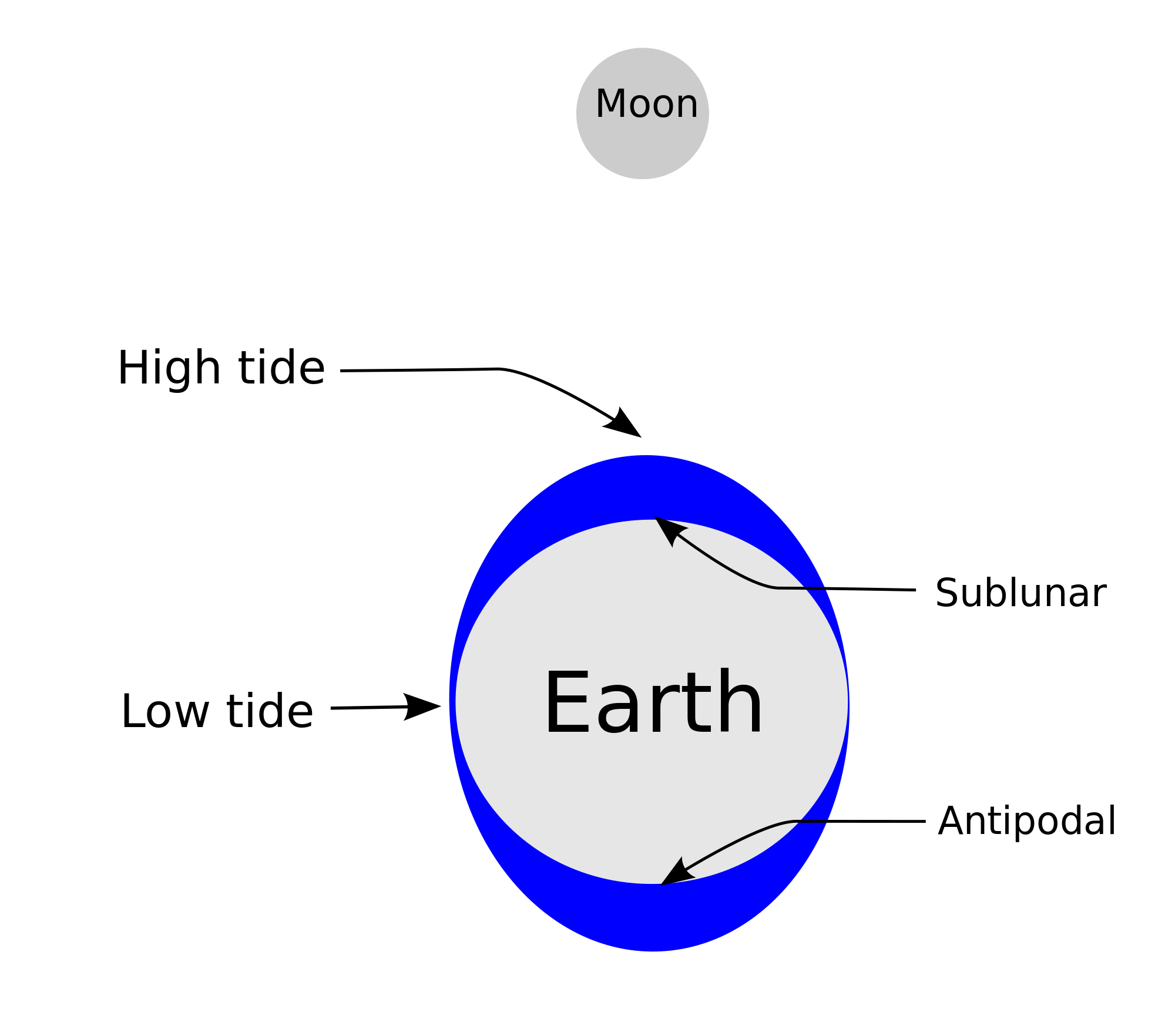 variations in ocean tides essay Classroom activity the moon's relation to ocean tides overview middle school and high school level this activity is designed to show students the relationship between ocean tides and the.